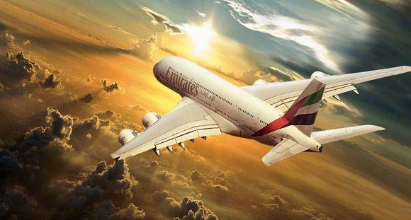 Emirates'e 'Dünyanın En İyi Havayolu' Ödülü
