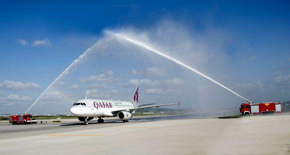 İstanbul Sabiha Gökçen Qatar Airways'in 140'ıncı Uçuş Noktası Oldu
