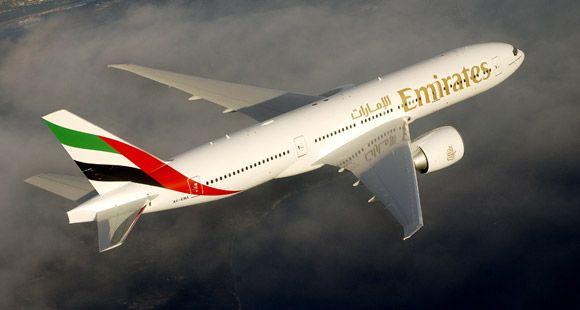 Emirates'in Seyahat Kitine Birincilik Ödülü