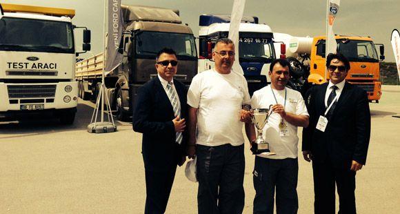 Yılın Sürücüsü Omsan'dan