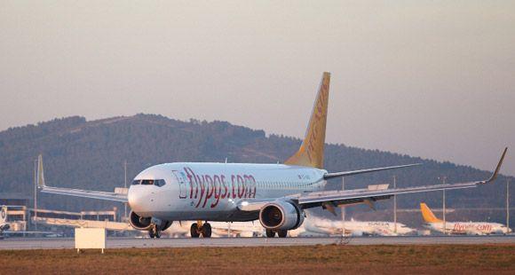 Pegasus Budapeşte'ye Uçmaya Başlıyor