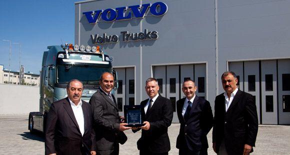 Transbatur Milletlerarası Nakliyat Volvo'dan Vazgeçmiyor