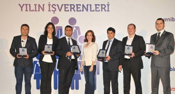 Ceva Lojistik'e 'Yılın İşvereni' Ödülü
