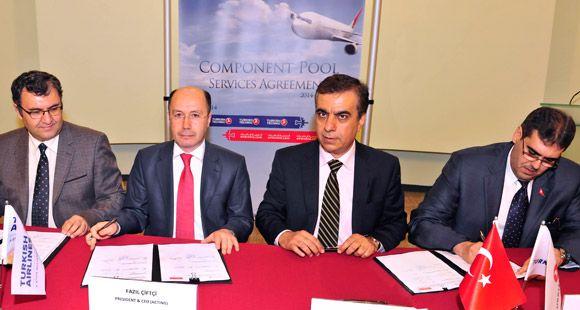 THY Teknik ile Air Arabia Arasında Anlaşma İmzalandı