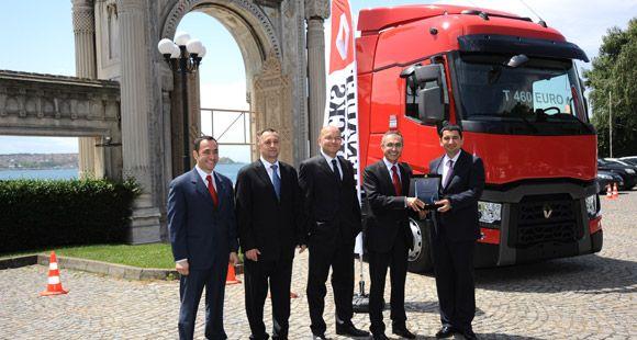 Mars Logistics Filosunu Renault Trucks İle Güçlendirdi