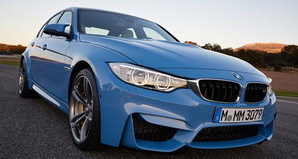 BMW M3 ve M4 İçin Michelin'i Seçti