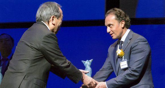 Toyota'dan CMS'ye 3 Ödül Birden