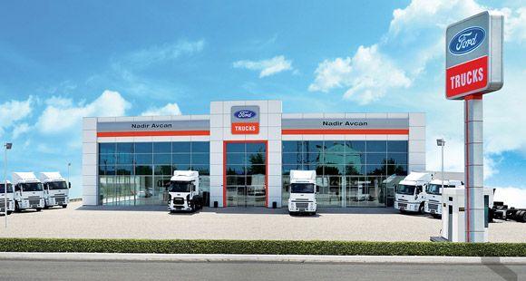 Ford Trucks 4S Bayi Ağını Güçlendiriyor