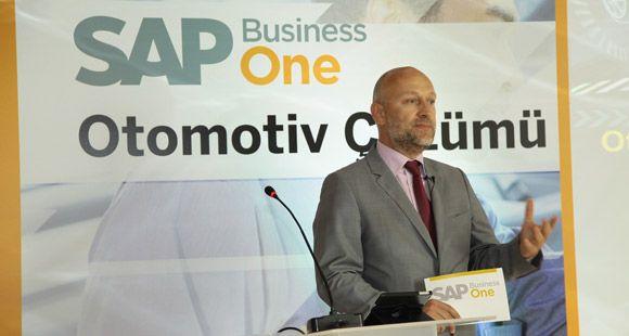 SAP Otomotiv Sektörüne Özel Yeni Çözümünü Tanıttı