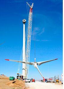 Hareket Geycek Rüzgar Enerji Santrali'nde Çalışmalarını Tamamladı