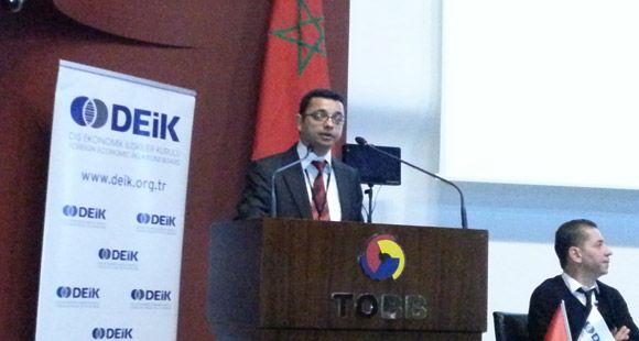 Omsan Fas Yatırım Olanakları Konferansına Katıldı