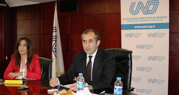 UND 'Sürücü İstihdam Kılavuzu'nu Tanıttı