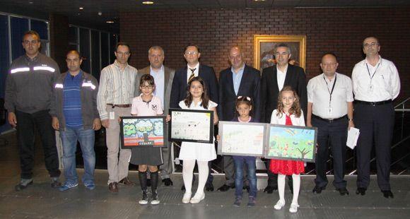 Otokar'dan Dünya Çevre Günü'nde Çocuklara Ödül