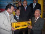 DHL Express 25'inci Yılını Kahramanmaraş'da da Kutladı