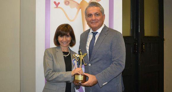 Sağlık Gönüllüleri Türkiye'den MobileKids'e 'Özel Ödül'