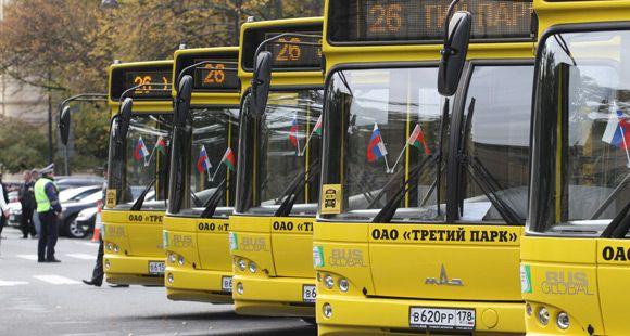 Third Fleet OJSC Filosunu Tam Otomatik Şanzıman Donanımlı Otobüsler İle Yeniliyor