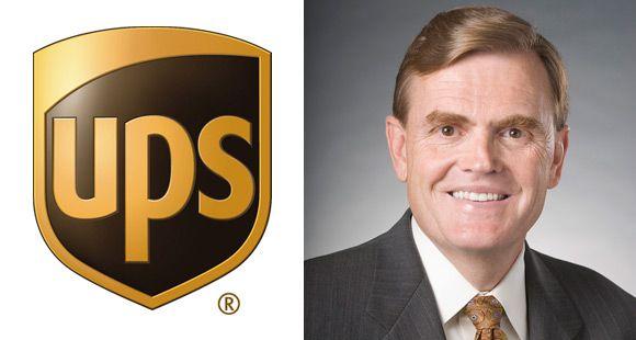 UPS'in Yeni CEO'su David Abney Oldu