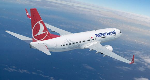 Türk Hava Yolları'nın Bordeaux Seferleri Başladı