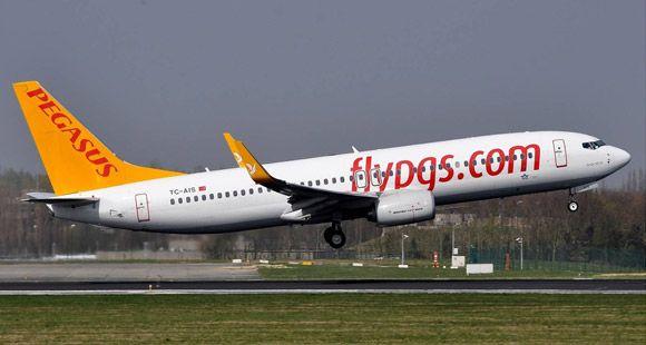 Pegasus Bahreyn'e İlk Uçuşunu Gerçekleştirdi