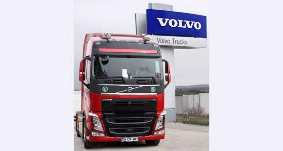 Köroğlu Taşımacılık Filosunu Volvo FH İle Güçlendirdi