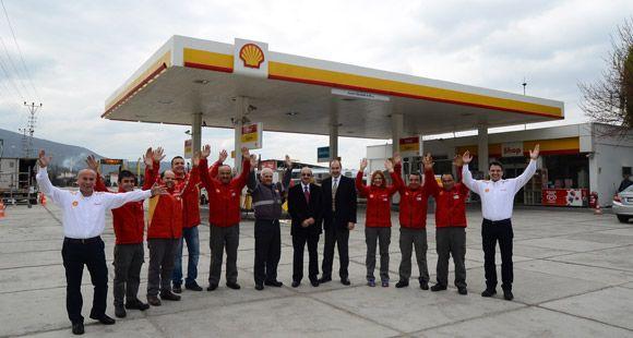 Shell & Turcas'ın Amasya İstasyonu Avrupa ve Güney Afrika Şampiyonu Oldu