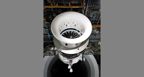 Boeing LEAP-1B Motoru Yer Testlerine Başladı