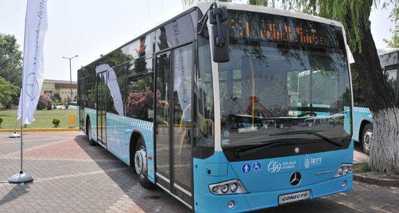 Mercedes-Benz Türk Kocaeli Toplu Taşıma Araçları Fuarı'nda