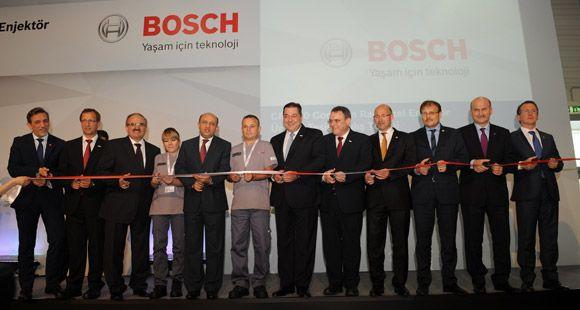 Bosch'tan Bursa'ya 850 Milyon TL Yatırım