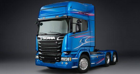 """Scania'nın En Yenisi """"Blue Stream"""" Yalnızca 200 Adet Üretildi"""
