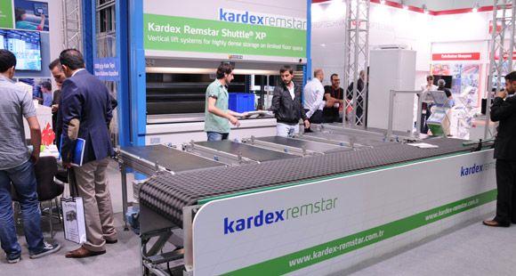 Kardex World Of Industry Fuarına Katıldı