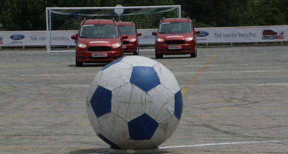 Futbol Coşkusu Courierball İle Zirveye Taşındı