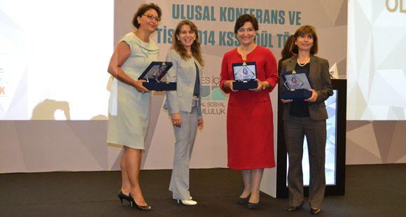 TİSK Kurumsal Sosyal Sorumluluk Ödülleri Sahiplerini Buldu