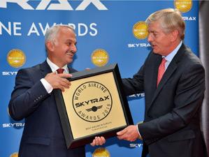 Türk Hava Yolları 5 Yıldır 'Avrupa'nın En İyi Havayolu'