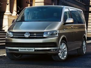 Volkswagen Caravelle Highline Satışa Sunuldu