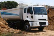 Ford, Cargo 3430 İle Şantiyelerde