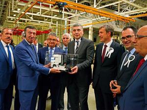 Mercedes-Benz Türk Kamyon Fabrikasına Yeni Ar-Ge Merkezi