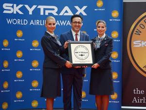 Türk Hava Yolları 9'uncu Kez Avrupa'da En İyi Seçildi