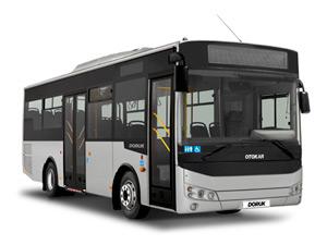 Amman'ın 100 Otobüslük İhalesini Otokar Kazandı