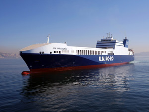 CIRCLE continues its growth in the MED area with a new cooperation with U.N.Ro-Ro. (DFDS Group) in Turkey
