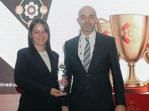Tırsan'a 'Yılın Lojistik Dostu Kurumu' Ödülü