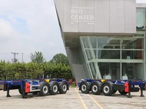 Tırsan'dan İTT Lojstik'e 20 Adetlik ADR'li Tank Konteyner Taşıyıcı