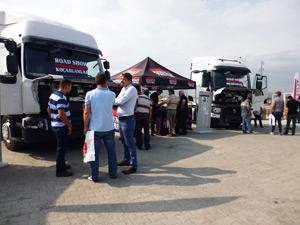 Renault Trucks Türkiye Turuna Marmara'da Devam Ediyor
