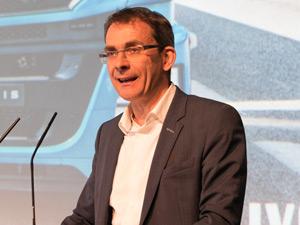 """Iveco Marka Başkanı Pierre Lahutte: """"Iveco'nun Doğalgazlı Araçları Taşımacılar Tarafından Her Geçen Gün Daha Fazla Tercih Ediliyor"""""""