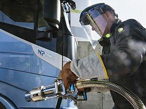 En Güçlü LNG'li Çekici Iveco Stralis NP460 Türkiye'de