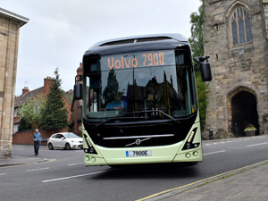 Nearly 60% of surveyed UK transport users now willing to embrace full electric bus network