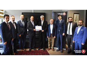 """Turkish Cargo """"Yetkilendirilmiş Yükümlü Statü Belgesi''ni Aldı"""