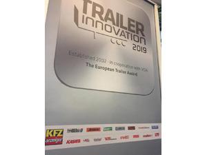 Avrupa Trailer Innovation Ödülü Sahiplerini Buldu