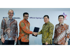 Kuehne + Nagel strengthens footprint in Indonesia through strategic acquisition