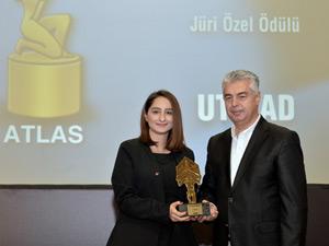 UTİKAD logitrans'ta Jüri Özel Ödülüne Layık Görüldü