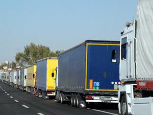 Almanya'dan TIR Şoförlerine Vize Engeli